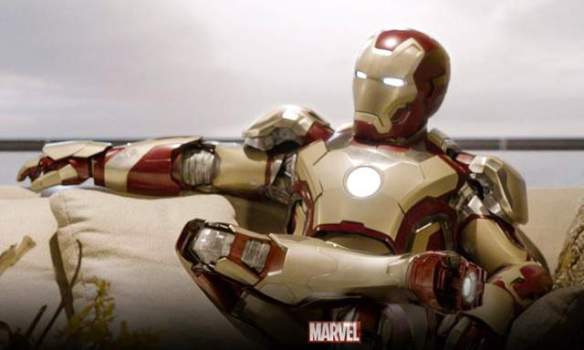 trailer de iron man 3