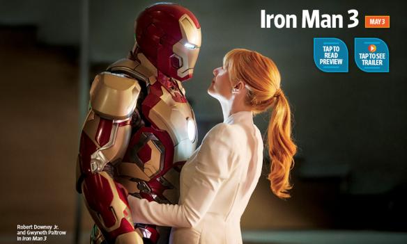 Foto nueva de Iron Man 3