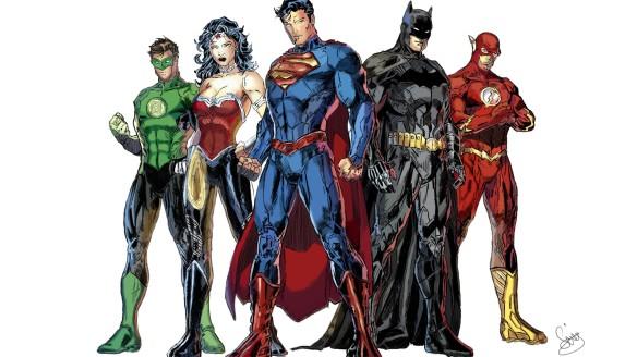 Liga de la Justicia: Los 5 elegidos