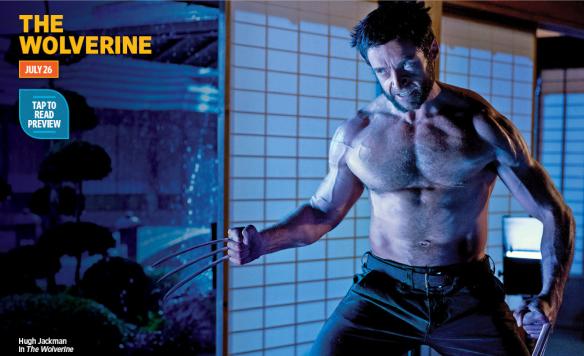 Nueva imágen de The Wolverine